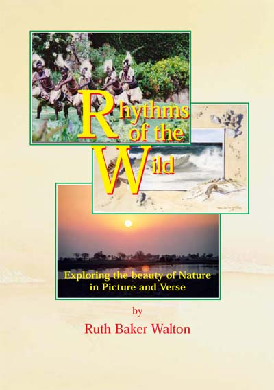 Front Cover of Ruth Baker Walton Poetry Book